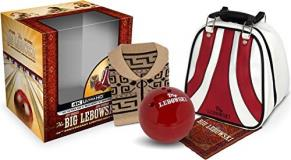 Big Lebowski 20th Anniversary Bridges Goodman Buscemi Moore 4khd Collector's Set R
