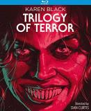 Trilogy Of Terror Black Burton Blu Ray