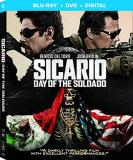 Sicario Day Of The Soldado Del Toro Brolin Blu Ray DVD Dc R