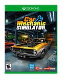 Xbox One Car Mechanic Simulator