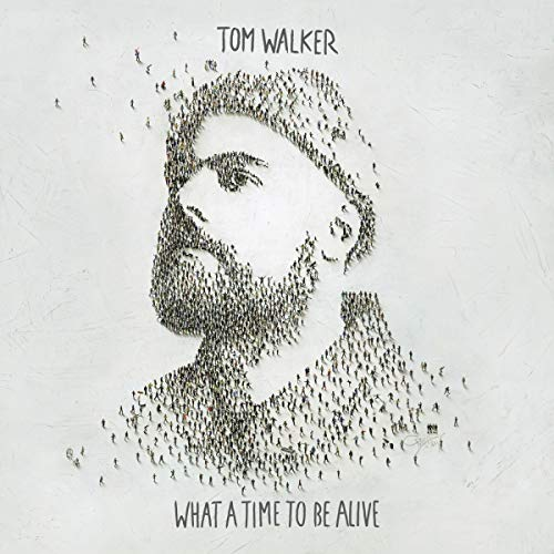 Tom Walker What A Time To Be Alive 180g Vinyl Includes Download Insert