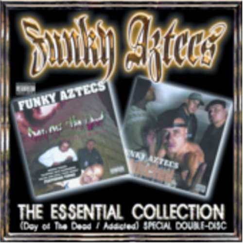 Funky Aztecs Essential Collection Explicit Version 2 CD Set