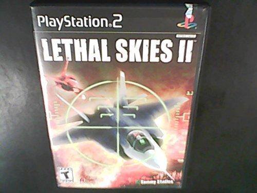 Ps2 Lethal Skies Ii
