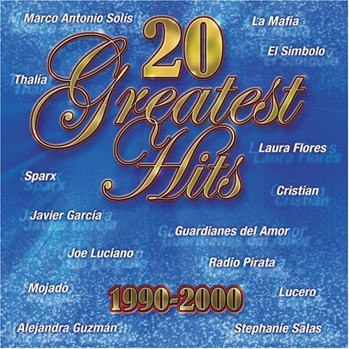 20 Greatest Hits 1990 00 20 Greatest Hits 1990 00