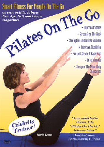 Pilates On The Go Pilates On The Go Clr Nr