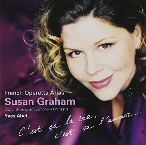 Susan Graham Susan Graham Sings French Oper Graham (mez) Abel City Of Birmingham So