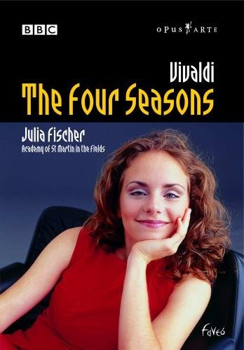 A. Vivaldi Our Seasons Fischer*julia (vn) Sillito Academy Of St. Martin