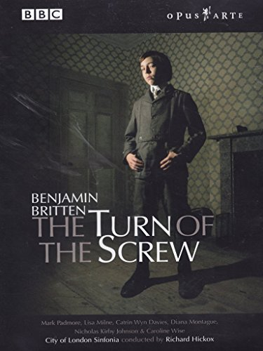 B. Britten Turn Of The Screw Padmore Milne Wyn Davies Monta