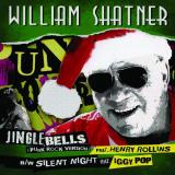 William Shatner Jingle Bells (punk Rock Version) Green Vinyl