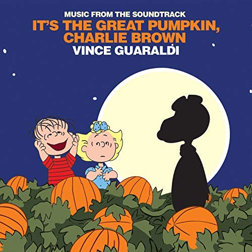 Vince Guaraldi It's The Great Pumpkin Charlie Brown
