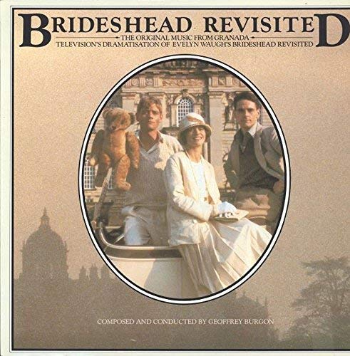 Brideshead Revisited Soundtrack Geoffrey Burgon
