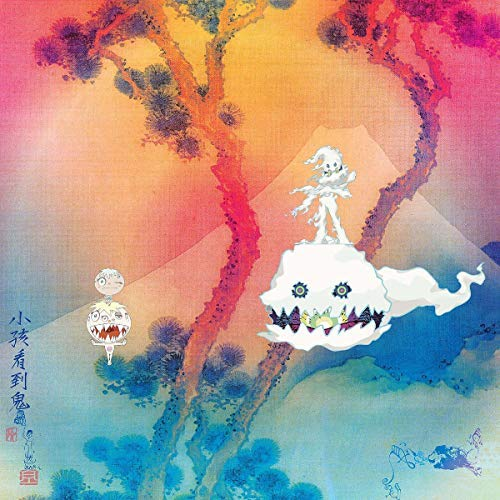 Kids See Ghosts Kids See Ghosts Lp