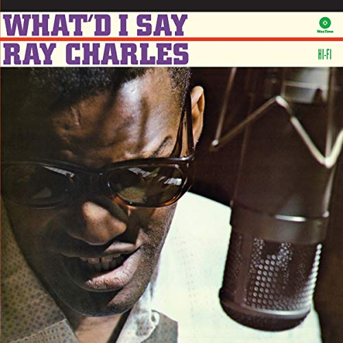 Ray Charles What I'd Say (solid Red Colored Vinyl) Lp