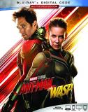 Ant Man & The Wasp Rudd Lilly Blu Ray Dc Pg13