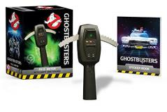 Running Press Mega Deluxe Kit Ghostbusters P.K.E. Meter