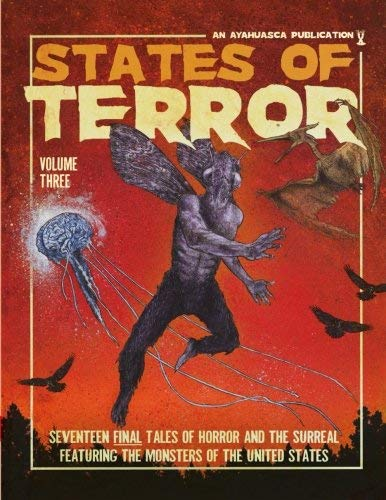 Matt E. Lewis States Of Terror Volume Three