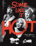 Some Like It Hot Monroe Curtis Lemmon Blu Ray Criterion