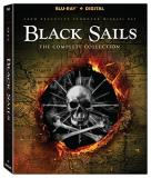 Black Sails Seasons 1 4 Blu Ray