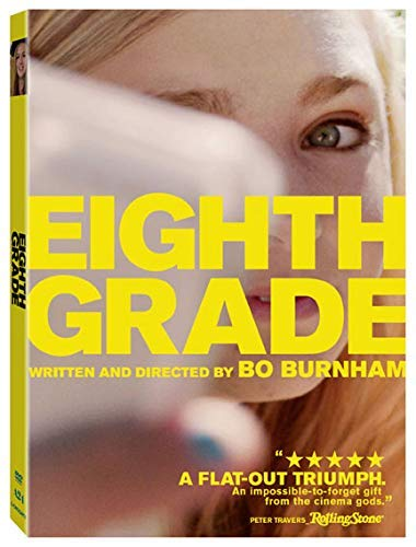 Eighth Grade Fisher Hamilton Robinson DVD R