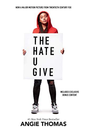 Angie Thomas The Hate U Give Movie Tie In Edition