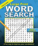 Editors Of Portable Press Large Print Word Search Large Print