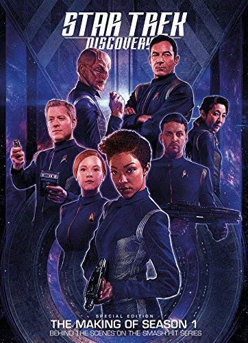 Titan Star Trek Discovery The Official Companion