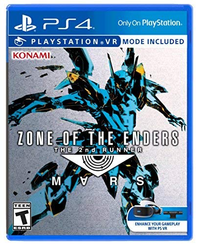 Ps4 Zone Of The Enders 2nd Runner Mars
