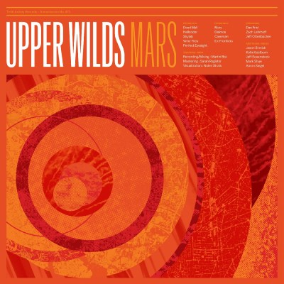 Upper Wilds Mars Download Card Included
