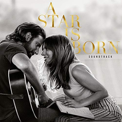 A Star Is Born Original Motion Picture Soundtrack (2 Lp) Lady Gaga Bradley Cooper