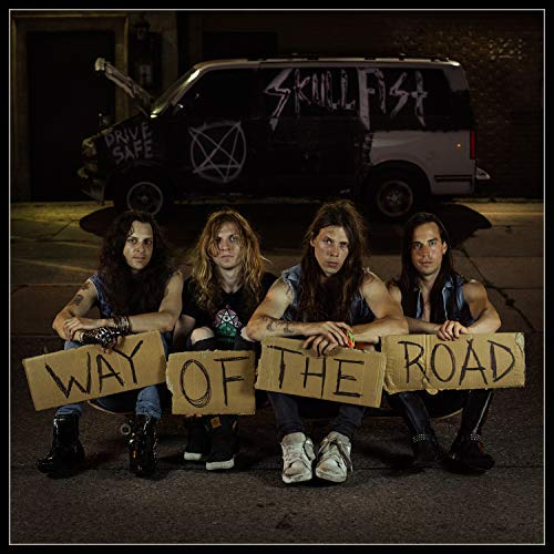 Skull Fist Way Of The Road