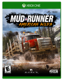 Xbox One Mudrunner American Wilds Edition