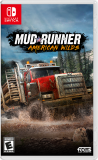 Nintendo Switch Mudrunner American Wilds Edition