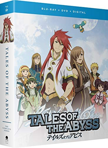 Tales Of The Abyss/The Complete Series@Blu-Ray/DVD/DC@NR