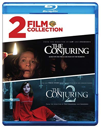Conjuring/Conjuring 2/2 Film Collection@Blu-Ray