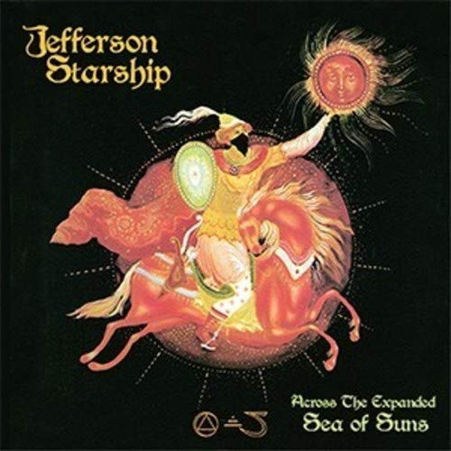 Jefferson Starship/Across The Expanded /Sea Of Suns