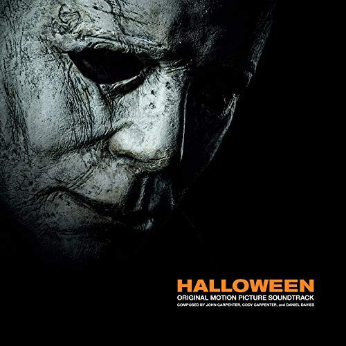 Halloween (2018) Ost John Carpenter Black Vinyl