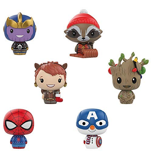 Funko Pint Size Heroes Marvel Holiday