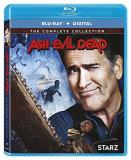 Ash Vs. Evil Dead Seasons 1 3 Blu Ray