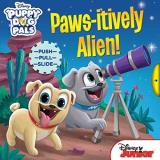 Courtney Acampora Disney Puppy Dog Pals Paws Itively Alien!