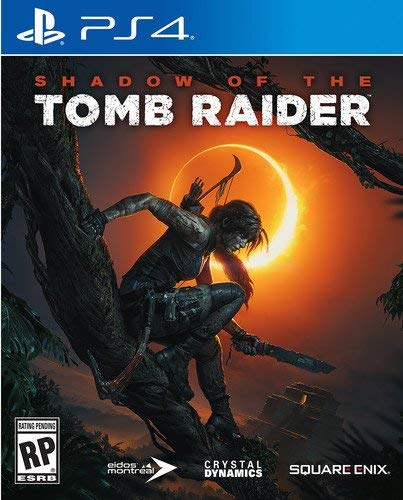Ps4 Tomb Raider Shadow Of The Tomb Raider