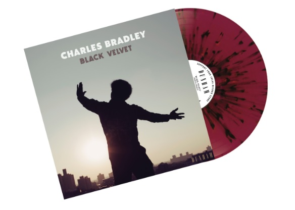 Charles Bradley Black Velvet (daptone Authorized Dealer Purple Black Splatter Vinyl)