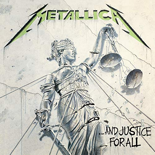 Metallica ...And Justice For All (remastered) 2lp