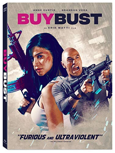 Buybust Buybust DVD Nr