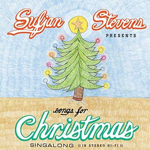 Sufjan Stevens/Songs For Christmas@Spine pullcase
