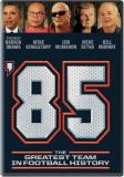 Chicago Bears '85 Greatest Team In Football DVD