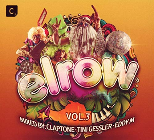 Elrow 3: Mixed By Claptone Tin/Elrow 3: Mixed By Claptone Tin