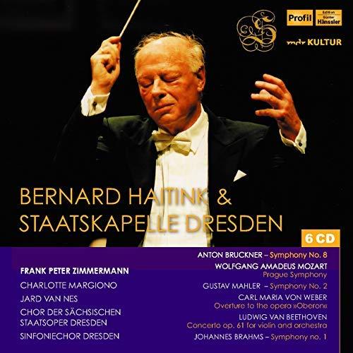 Beethoven / Staatskapelle Dres/Bernhard Haitink & Staatskapel