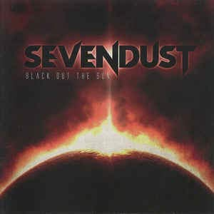 Sevendust/Black Out The Sun@Blood Red Colored Vinyl With Black & Halloween Ora@Rocktober 2018 Exclusive