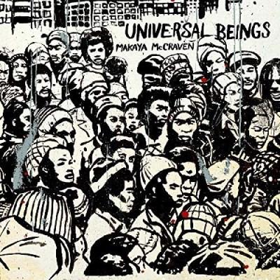 Makaya McCraven/Universal Beings@2CD in Gatefold Digipack