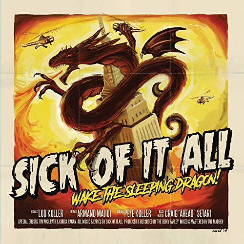 Sick Of It All Wake The Sleeping Dragon!